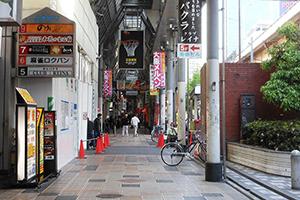 阪急東中通商店街